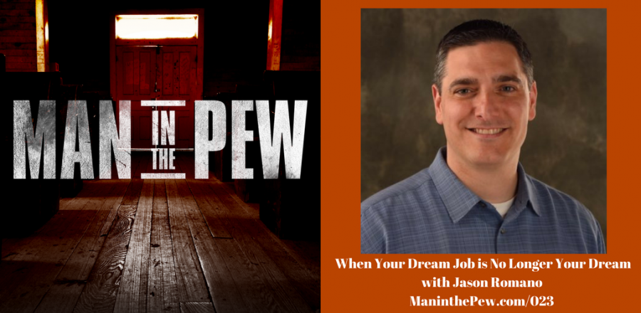When Your Dream Job is No Longer Your Dream with Jason Romano MITP023