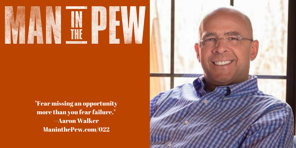 Fear missing an opportunity more than you fear failure.