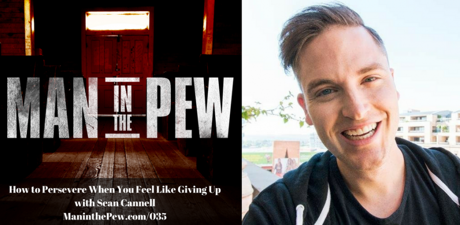 How to Persevere When You Feel Like Giving Up with Sean Cannell MITP035