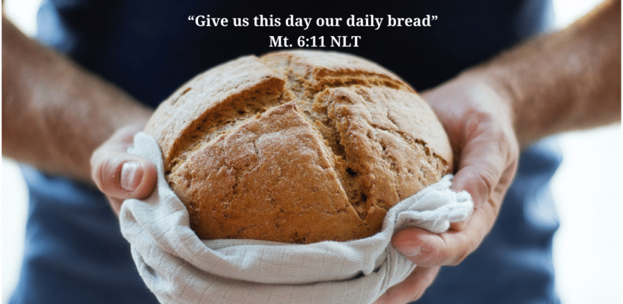 Thankful for Our Daily Bread: Day 12